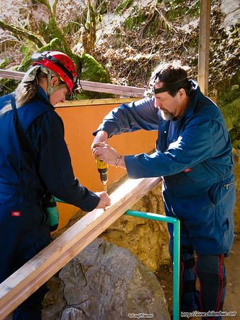cave city dig 2009