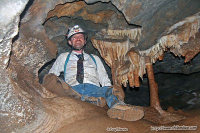 Annual Broug Dadford formal caving birthday event