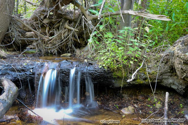 Waterfall at the creek