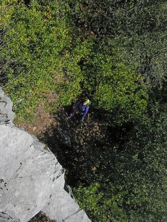 Pinnacle cave 2009