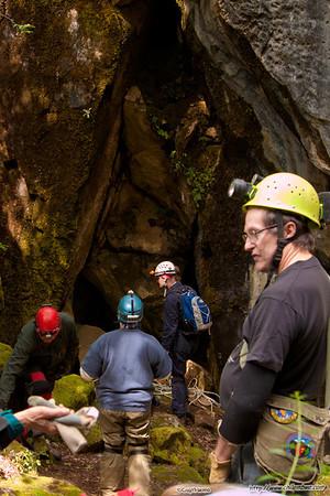 Rippled cave trip 2011