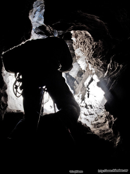 Kip, Pinnacle cave, California