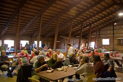 Speleo - Ed at Sundance ranch