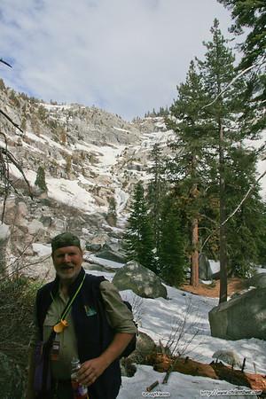 Speleo-ed in Sequoia National park May 2011