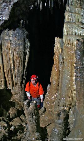 Cuevas del Rey Marcos  Wayne in Cuevas Rey Marcos