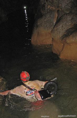 Rio Oqueba cave