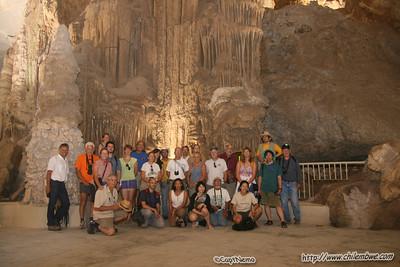 IMG_3335 Group photo in Grutas de Garcia