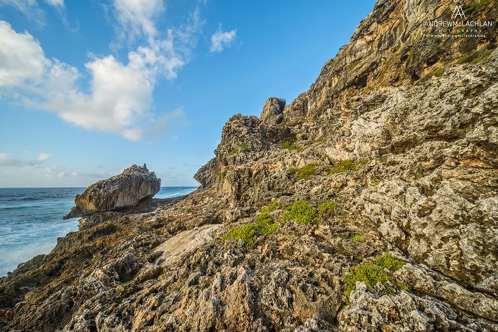 Pollard Bay, Cayman Brac, British West Indies