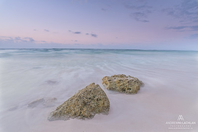 Daybreak on Cayman Brac, British West Indies