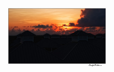 "Sunset Grand Cayman Island ""Morritt's Grand Resort"""