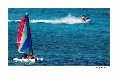 Not Even Close..  Grand Cayman Island