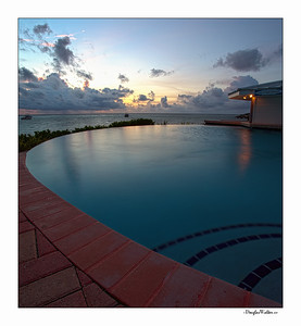 Sunrise at Mottitt's - Grand Cayman