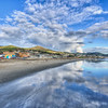 cayucos reflections 3663