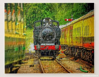 train jigsaw 1