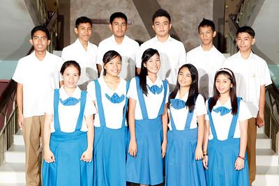 Class Pix & Orgs 2010-2011