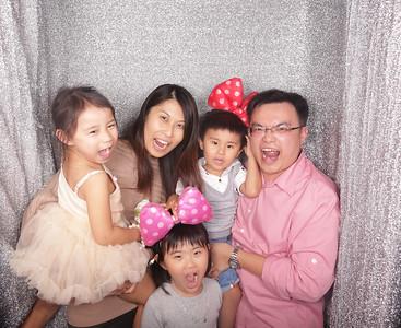 Cecelia & Bao Photobooth Photos