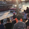 Red White 55 Chevy test hit 4-13-18