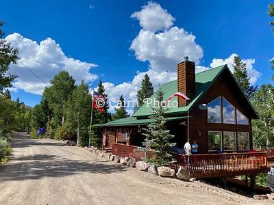 Panguitch Lake cabin