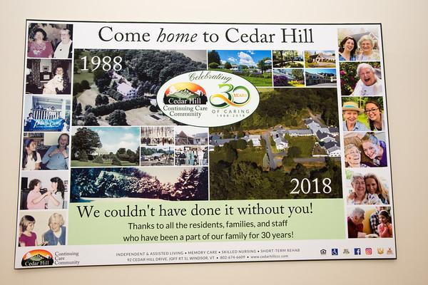 Cedar Hill Celebrates 30 years