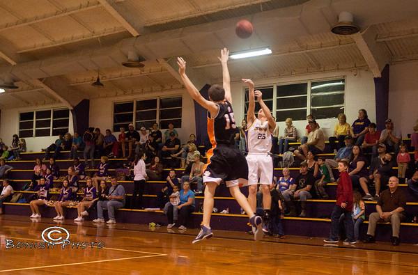 Cedar Key Basketball
