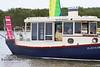 Helen Marie Little Tug - Cedar Key Small Boat Show - Photo by Pat Bonish