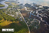 Town of Suwannee looking West - June 2017 - Photo by Pat Bonish
