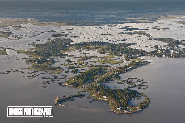 Cedar Key Airfield and Rye Key - June 2017 - Photo by Pat Bonish