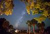 Heavens Opening up Above Sunset Isle RV Park - Cedar Key FL - Photo by Pat Bonish