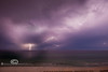 Electrical Storm over Panama City Beach - Photo by Pat Bonish