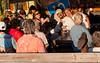 Having fun behnd the Bar during the Hideaway Tiki Bar Full Moon Party