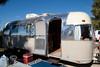 1973 Airstream Argosy - Tin Can Tourists visit Sunset Isle Campground, Cedar Key Florida
