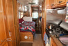 Interior of the 1976 Avion at the Tin Can Tourists Rally at Sunset Isle Campground Cedar Key Florida