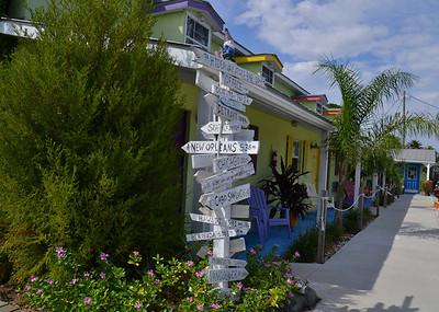 Low Key Hideaway Motel, Cedar Key, Fl a perfect place to stay