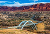 """Highway 95 Crossing Colorado River"""