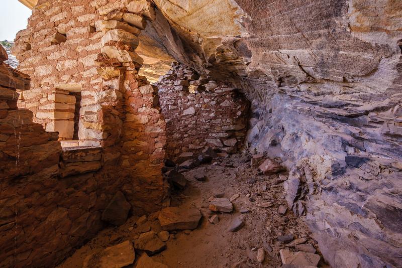 """""""Bowed Wall Ruin #2"""""""