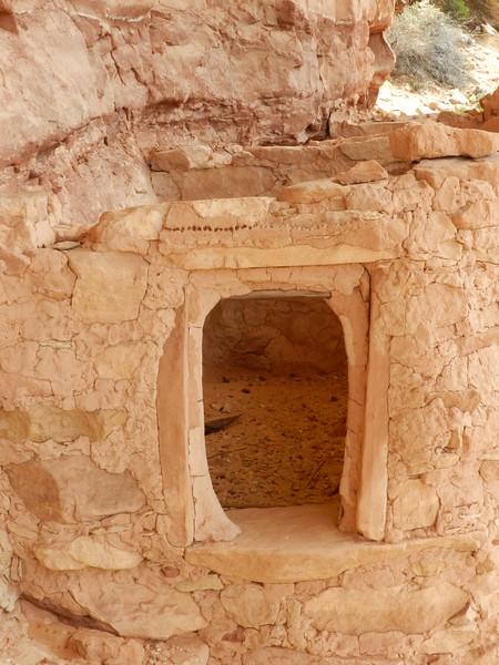 Collared Doorway, near Sheiks Canyon