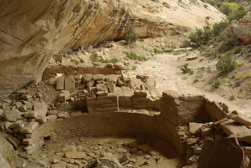 Kiva, Cold Spring Cave