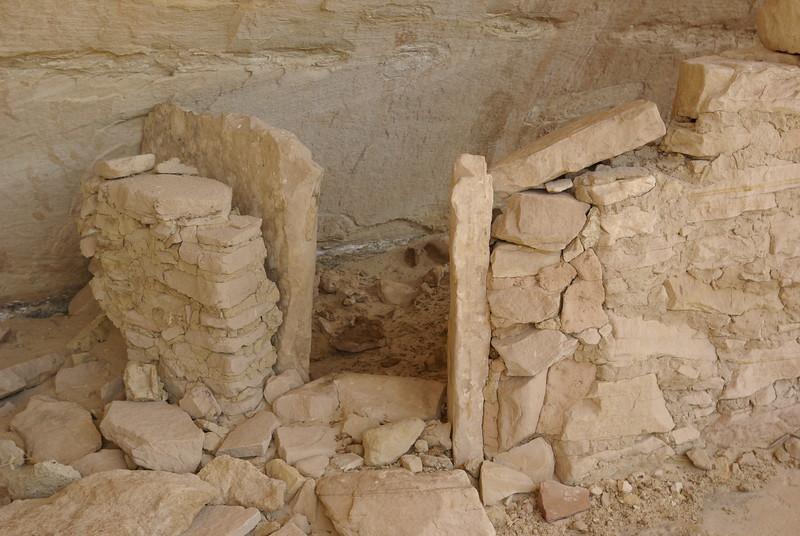 Doorway, Cold Spring cave