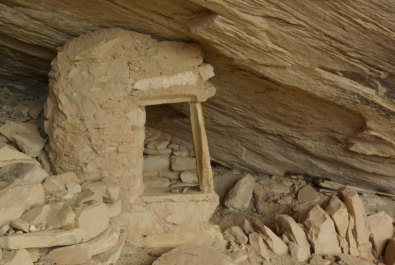 Doorway Post, Cold Spring Cave