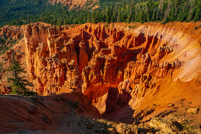 Hoodoos of the Strawberry Cliffs