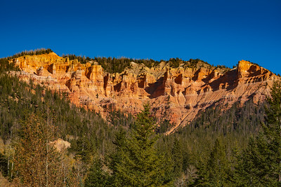 Pink Cliffs  From Utah Scenic Byway 14