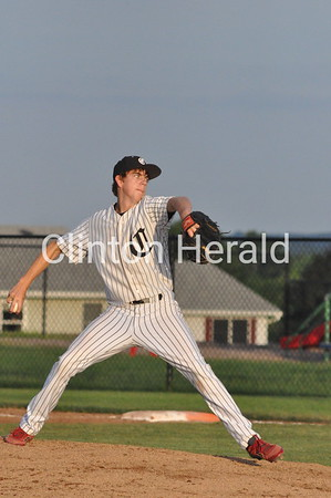 Cedar Rapids Xavier at Clinton baseball (6-16-15)