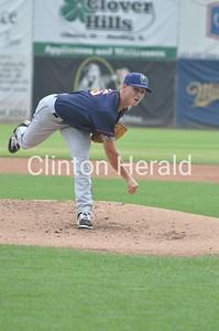 Cedar Rapids at Clinton baseball (7-2-17)