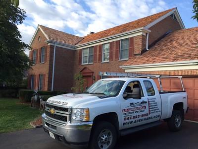Cedar Roof & Aluminum Gutters Glenview, IL