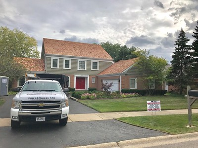 Cedar Roof Replacement - Glenview IL