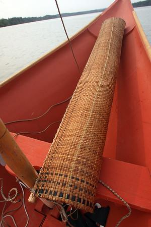 Cedar Sail & Salmon Ceremony