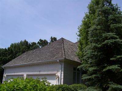 Cedar Shake Hip and Ridge Replacement