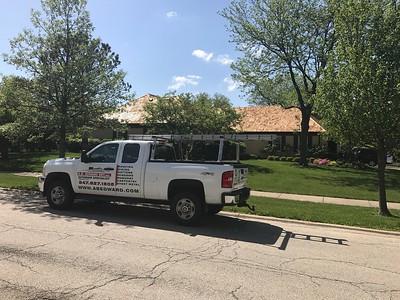 Cedar Shake Roof & Gutters - Glenview, IL