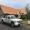 Cedar Shake Roof With Aluminum Gutters in West Dundee, IL