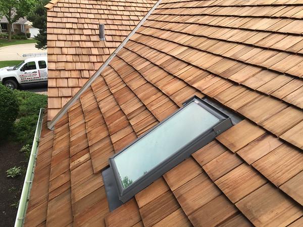 Cedar Shake Roofing - Barrington IL